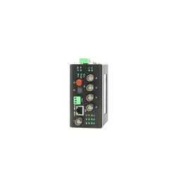 1路以太网+1路RS485+3路开关量+5路视频工业综合光端机