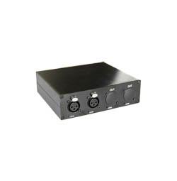 2路卡侬头(XLR)音频光端机